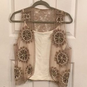 Sequence vest and camisole